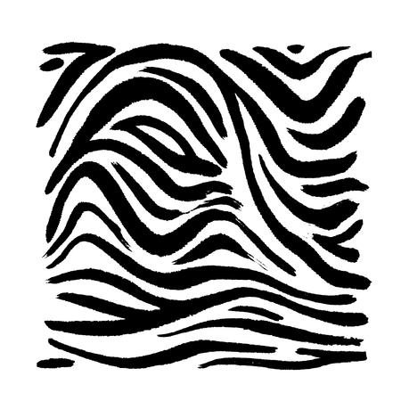 zebra print hand drawn pattern illustrations vector royalty free rh 123rf com zebra pattern vector free vector zebra pattern for illustrator