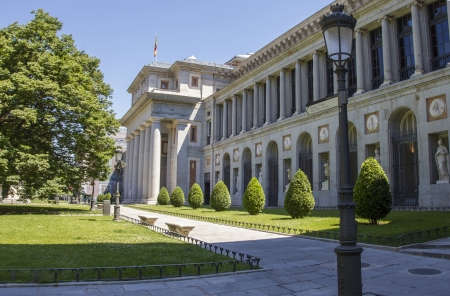 velazquez: El Prado Museum at Madrid Spain