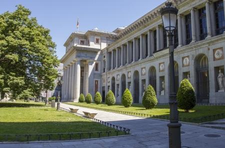 velazquez: El Prado Museum at Madrid Spain