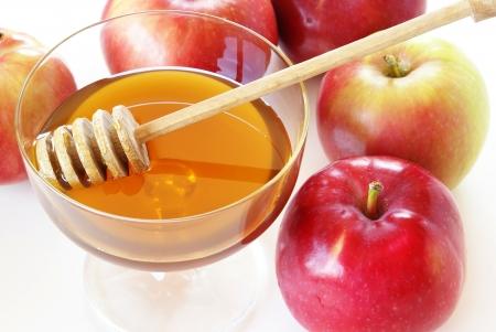 apple and honey: Rosh Hashana