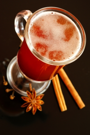 mulled: Mulled beer