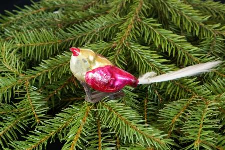 Uitstekende Kerstmis decoratie Stockfoto - 16415907