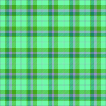 strip structure: Seamless cloth background or texture classic Scottish tartan colored Stock Photo
