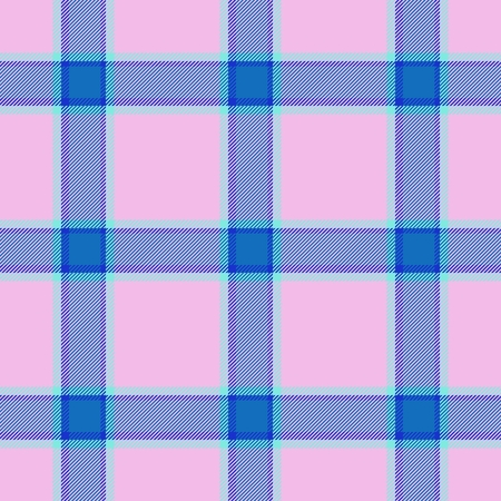strip structure: Seamless colorful traditional Scottish tartan fabric cloth background or texture Stock Photo