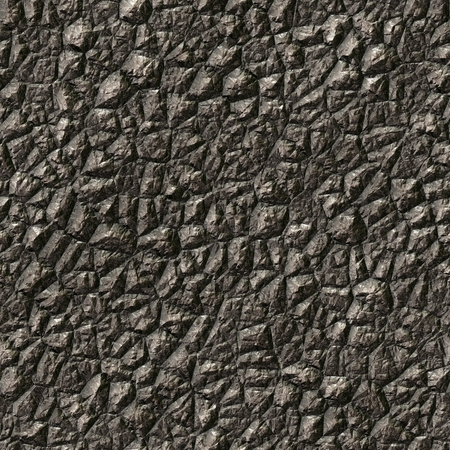 bumpy: Seamless texture of cracked rock pattern for background  illustration