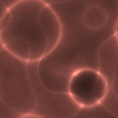 cellule nervose: Seamless pattern di cellule nervose extraterrestri con le fibre nervose