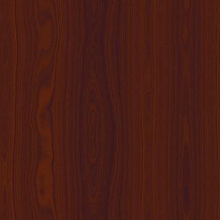 Illustration of dark brown wood seamless texture or background