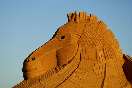 Trojan Horse Imagens