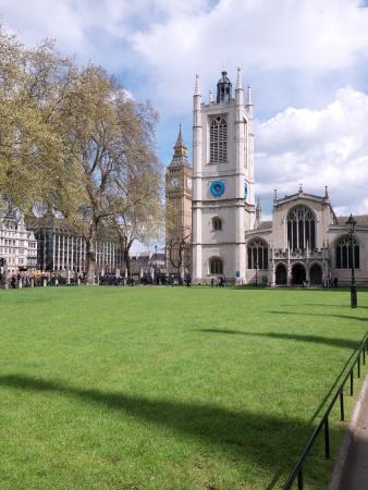 LONDON - APRIL 21  View on St Margaret