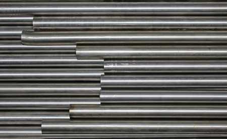 Steel tubes photo