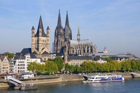 Cologne/Köln, Germany Stock Photo - 7955712