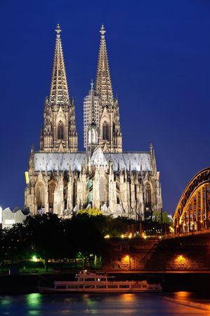 Cathedral -  Cologne/Köln, Germany Standard-Bild