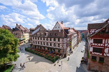 bayern old town: NürnbergNuremberg, Germany