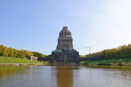 Völkerschlachtdenkmal - Leipzig, Deutschland