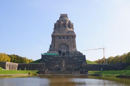 Pomnik Bitwy Narodów - Lipsk, Niemcy