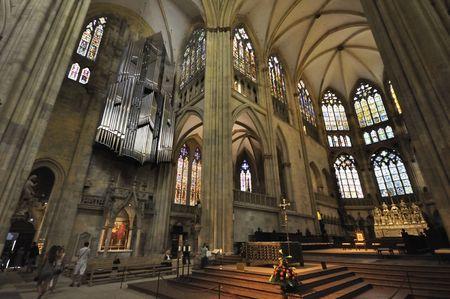 Dom - Regensburg, Deutschland