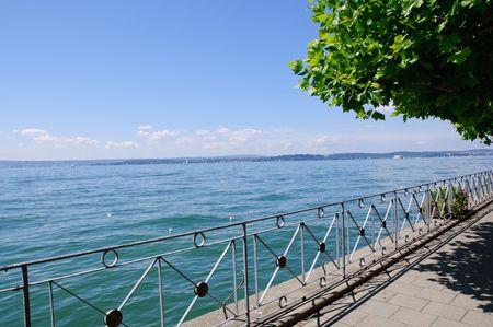 Am Bodensee, Deutschland Lizenzfreie Bilder