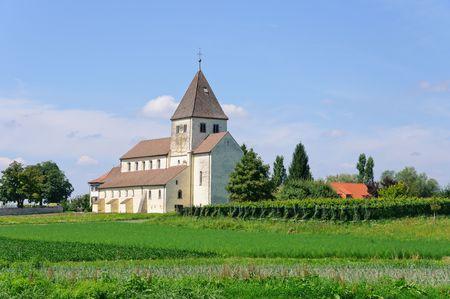 St. Georgskirche - Reichenau, Deutschland