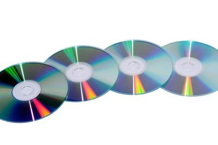 dvdr: Discs Stock Photo