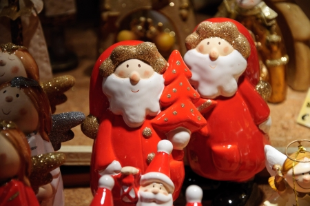 Christmas market in Germany photo