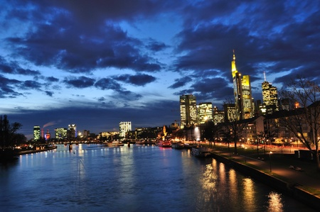 frankfurt: Frankfurt am Main, Germany Stock Photo