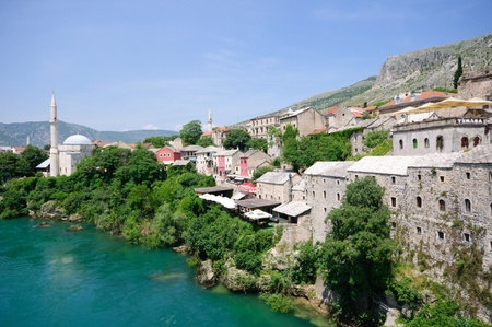Mostar, Bosnia and Herzegovina photo