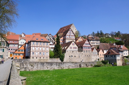 Schwäbisch Hall, Germany photo