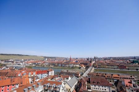 bayern old town: Würzburg, Germany