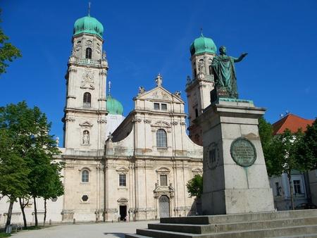 St. Stephens Cathedral - Passau, Germany photo