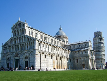 Piazza del Duomo - Pisa,Italy Stock Photo - 9102163