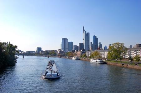 Frankfurt Am Main, Deutschland Standard-Bild - 9102185