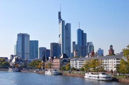 Frankfurt Am Main, Deutschland Lizenzfreie Bilder - 9102181