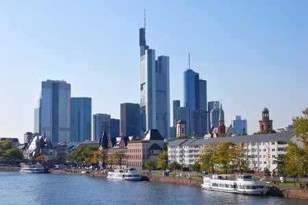am: Frankfurt am Main, Germany Stock Photo