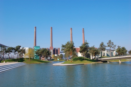 Autostadt - Wolfsburg, Germany