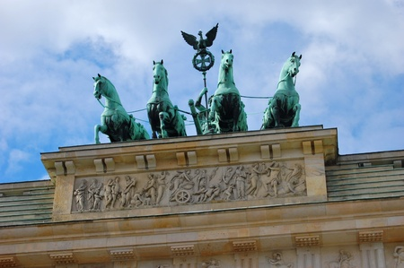 brandenburg gate: Brandenburg Gate - Berlin, Germany