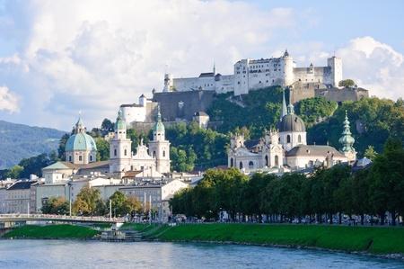Salzburg, Österreich Lizenzfreie Bilder - 9769911