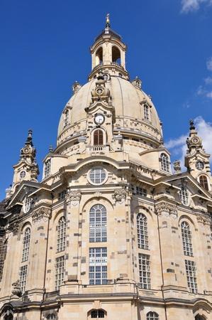 Frauenkirche - Dresden, Germany photo