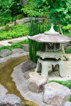 Japanischer Garten Lizenzfreie Bilder - 10047343