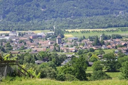 Maienfeld, Schweiz