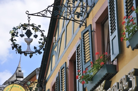 tourisms: Ruedesheim, Germany