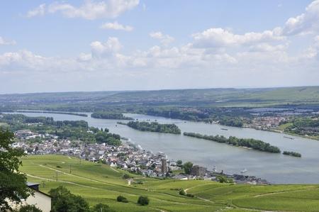 rudesheim: Ruedesheim, Germany