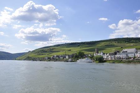 tourisms: Ruedesheim, Germany