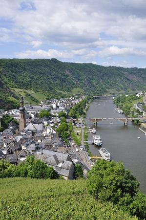 tourisms: Cochem, Germany