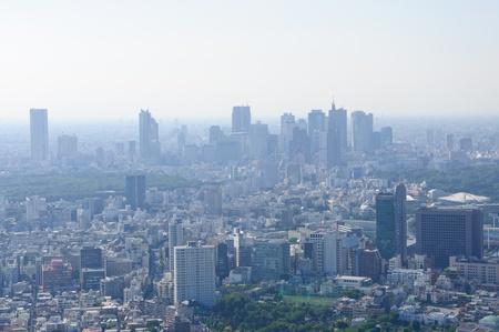 omotesando: Tokyo, Japan Stock Photo