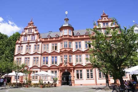 Gutenberg Museum in Mainz, Germany Editorial