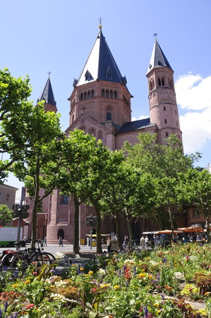 tourisms: Mainz Cathedral