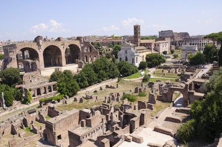 Forum romain - Rome, Italie