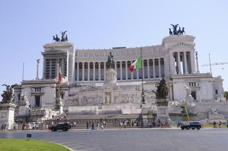 Monument to Vittorio Emanuele II - Rome, Italy