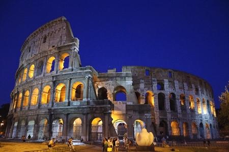 Colosseum - Rome, Italy Editorial