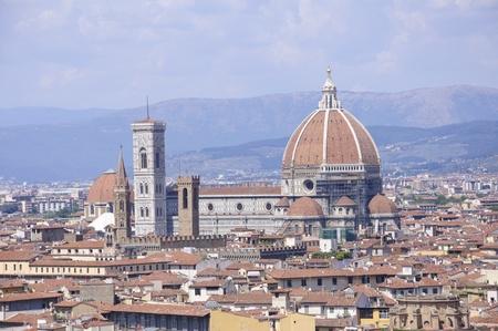 Basilica di Santa Maria del Fiore - Florence, Italy photo